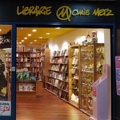 Librairie Momie Metz