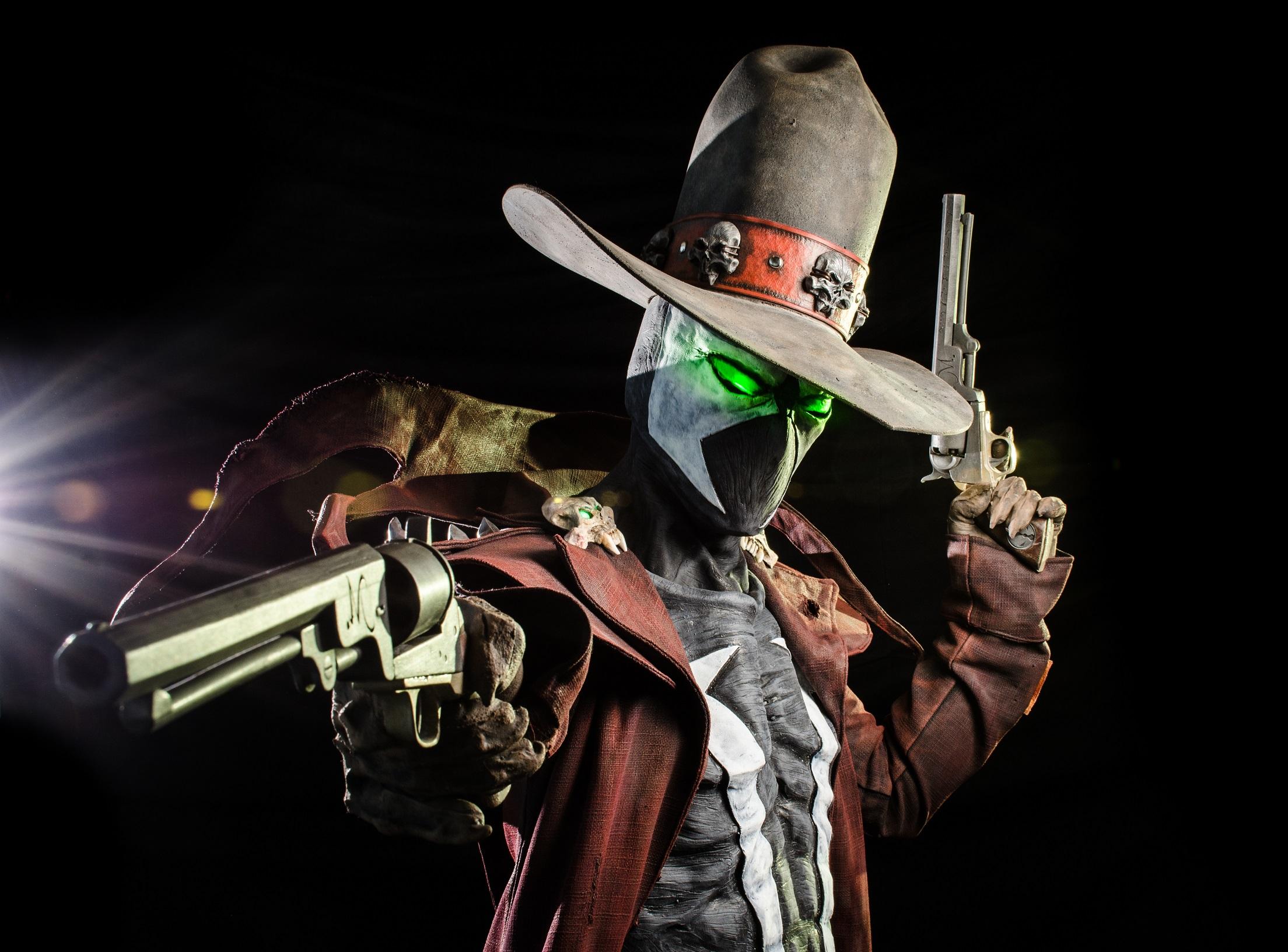 Spawn Gunslinger -The Portrait Dude2