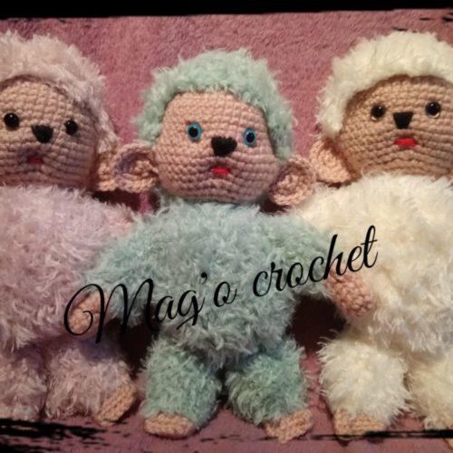 mag'o crochet