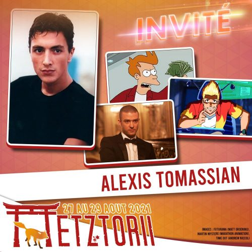 Alexis Tomassian