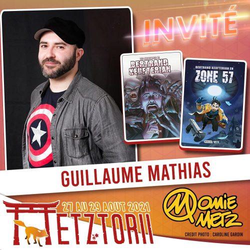 Guillaume Mathias