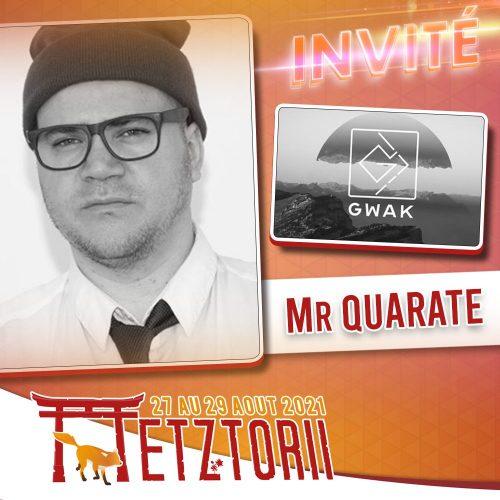 MR Quarate
