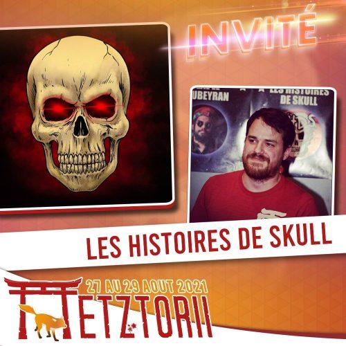 Les Histoires de Skull